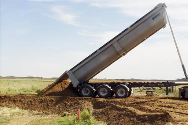 Dirt Fill Dumping