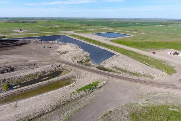 In-Progress Lagoon Expansion