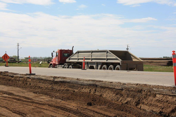 JJ Trucking Roadway Construction